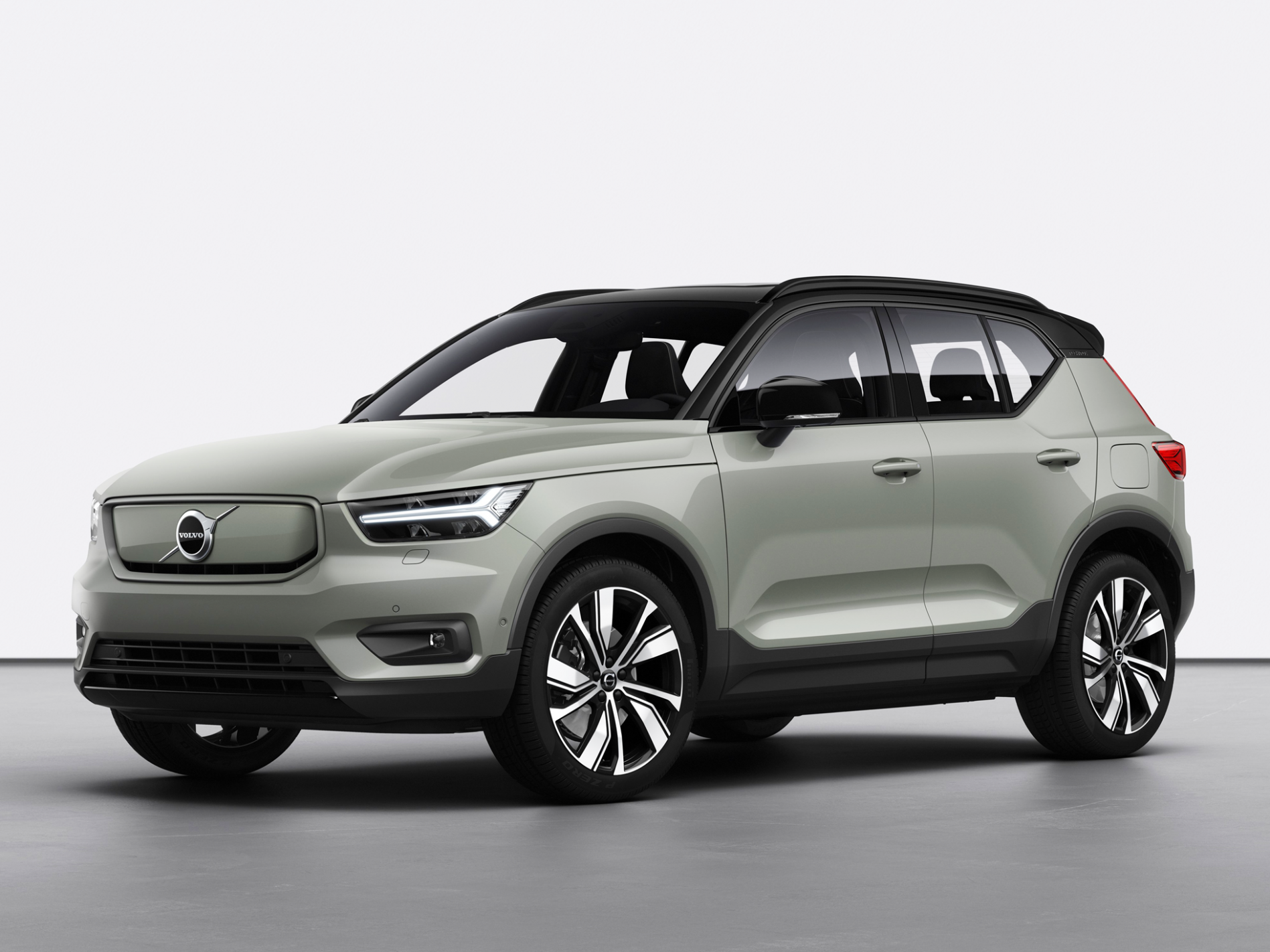 Volvo's First Electric Car Kicks Off a Plan to Cut Emissions | WIRED
