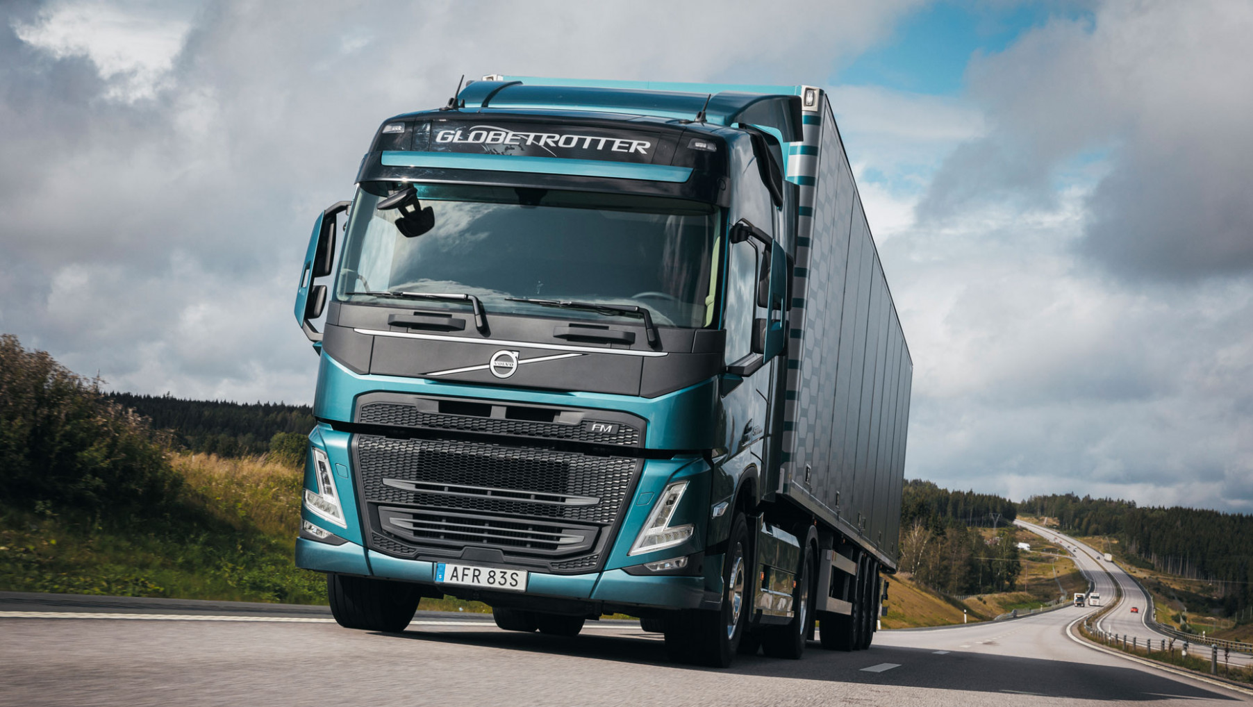 Volvo Trucks introduces the new Volvo FM – Designed to attract ..