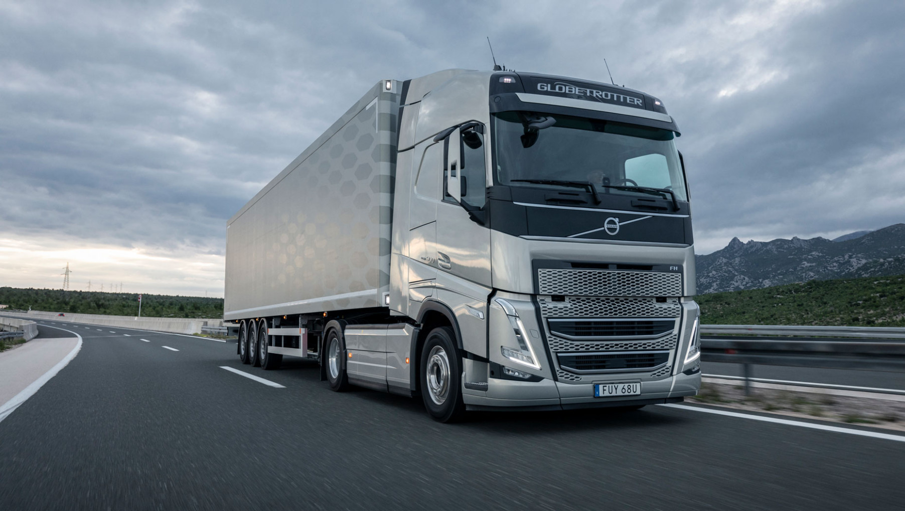 Volvo Trucks launches the new Volvo FH – Next generation of truck ...