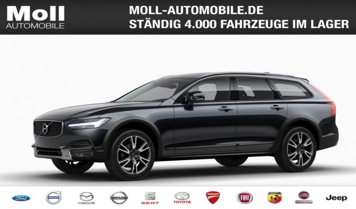 Volvo V10 Cross Country D10 AWD Geartronic für 10,10 € netto leasen - volvo v90 cross country 2020