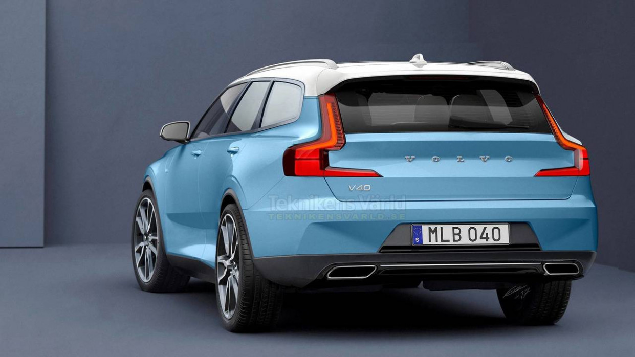 Volvo V9 Render Will Make You Fall In Love With Wagons Instantly