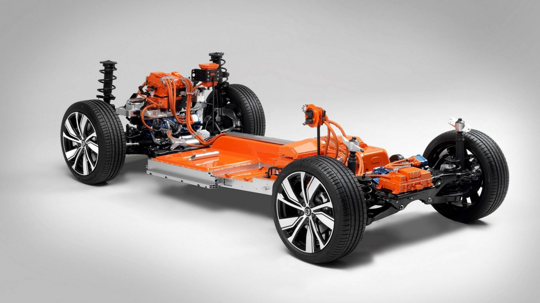 Volvo XC12 Electric teaser - volvo battery price list 2020