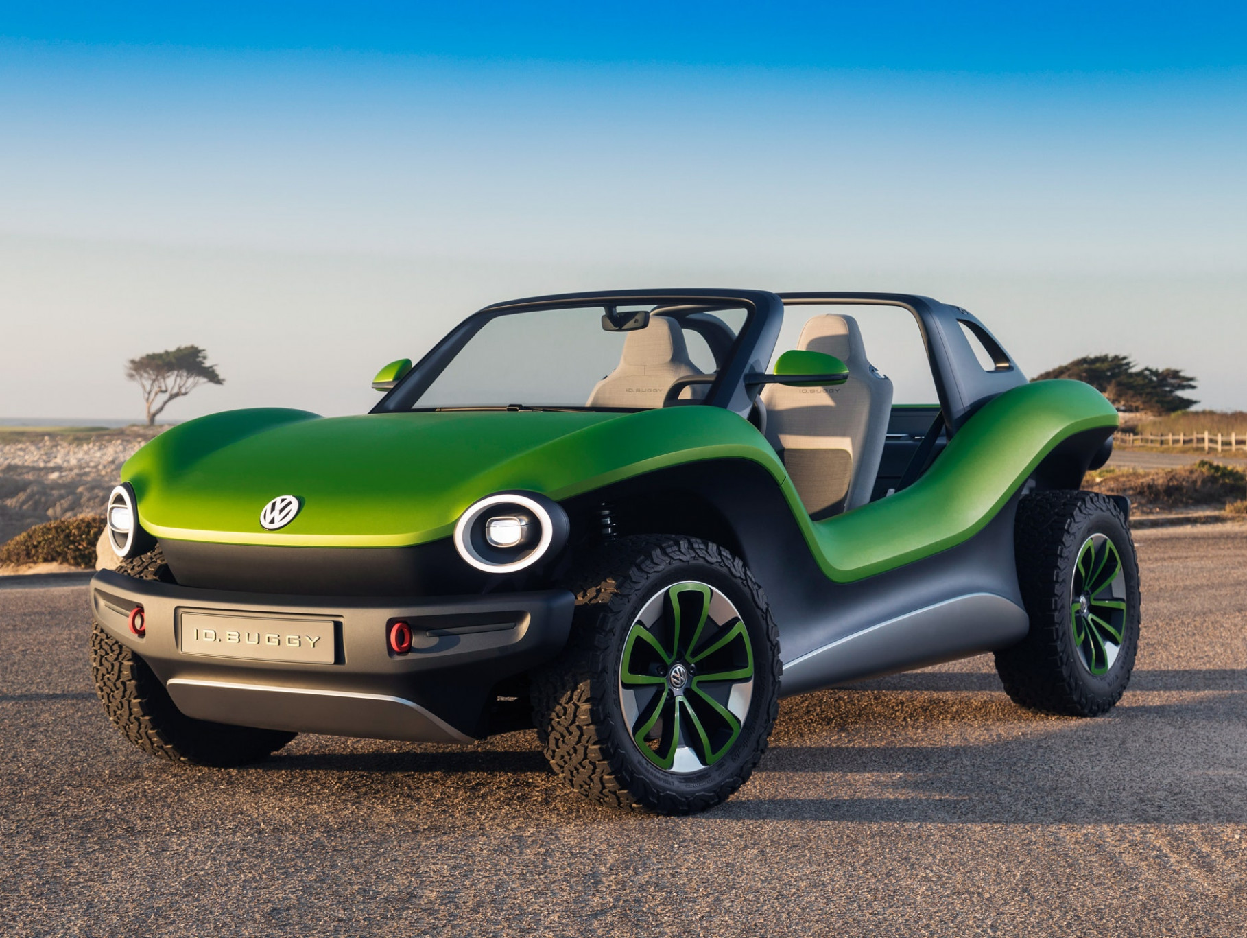 VW's ID Buggy Is an Electric Dune Dominator | WIRED