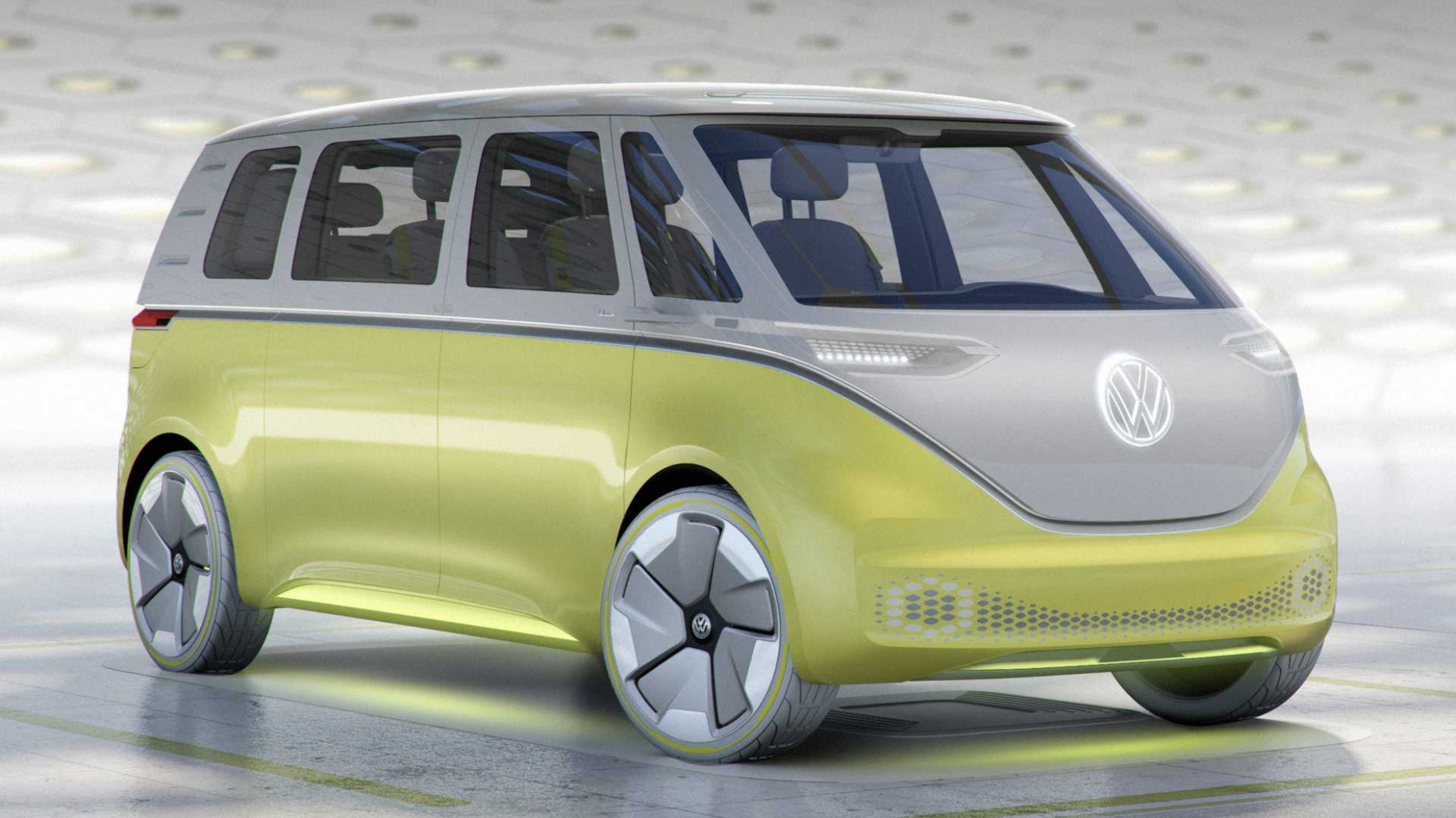 VW Touran Could Be Indirectly Replaced By ID Buzz Electric Van - volkswagen electric bus 2020