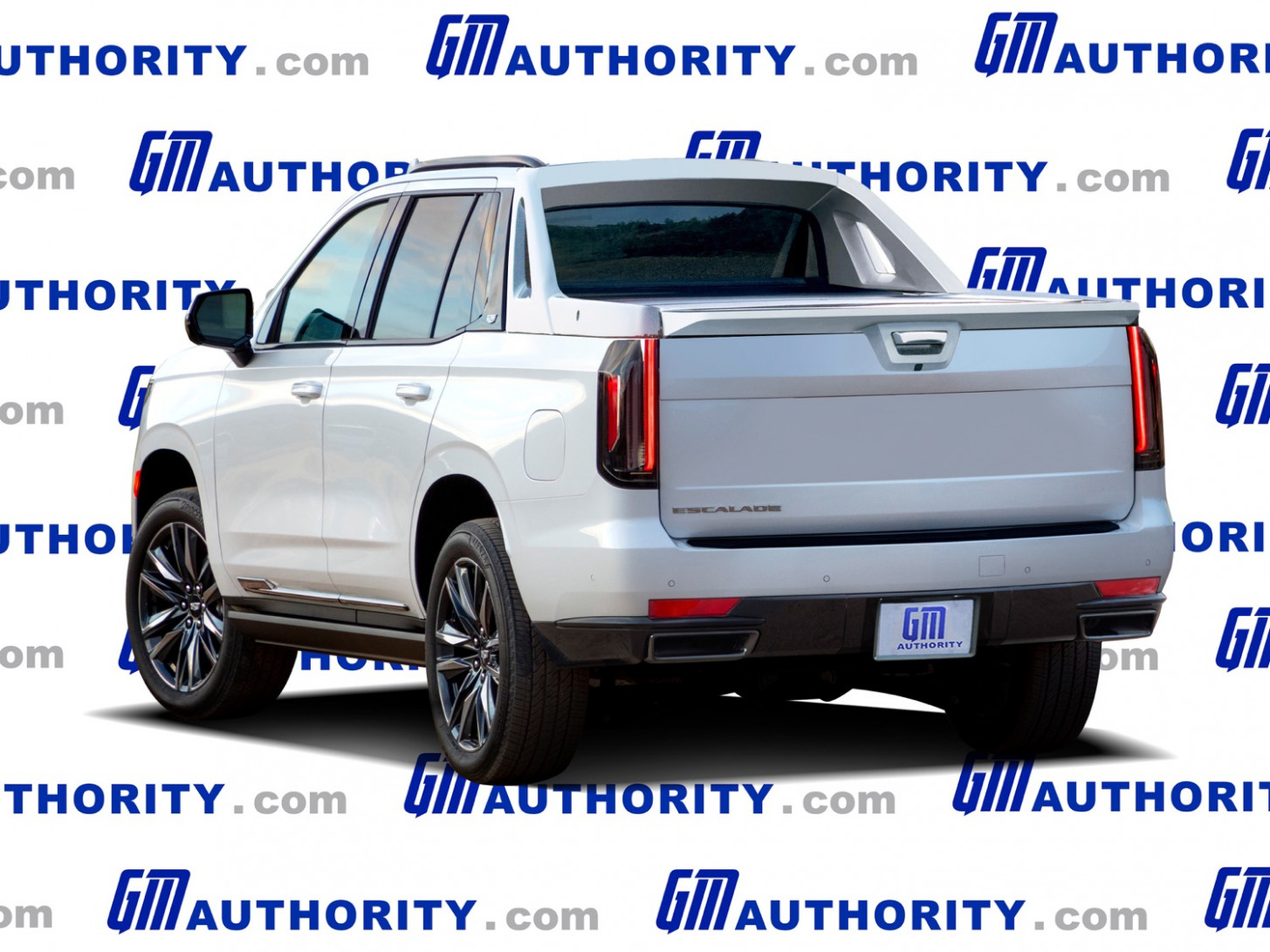 We Render A 9 Cadillac Escalade EXT | GM Authority - 2020 cadillac truck