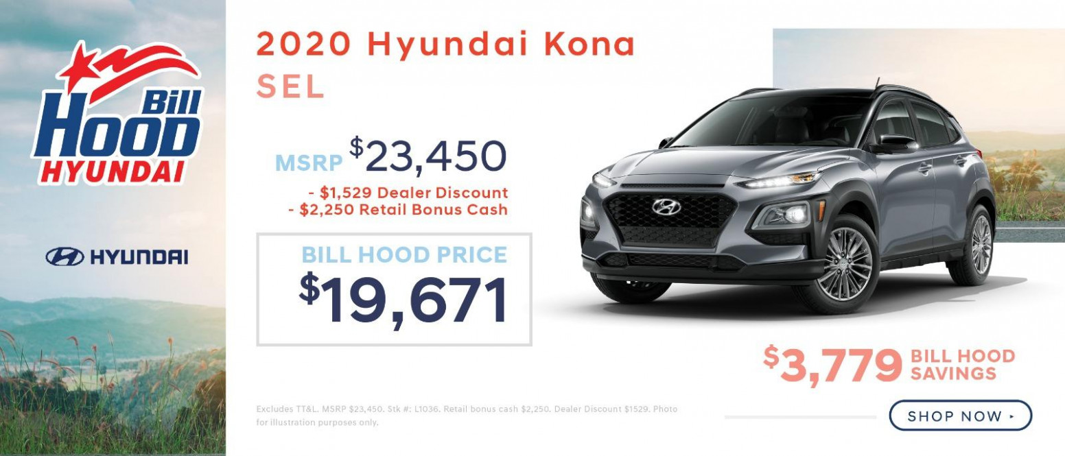 Welcome to Bill Hood Hyundai in Hammond | A McComb, MS ..