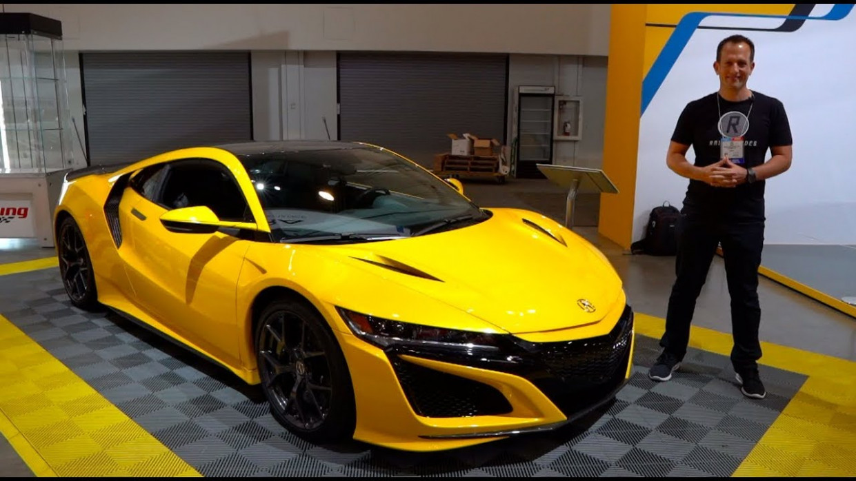 What is the MAJOR change for the 12 Acura NSX? - 2020 acura car videos you youtube