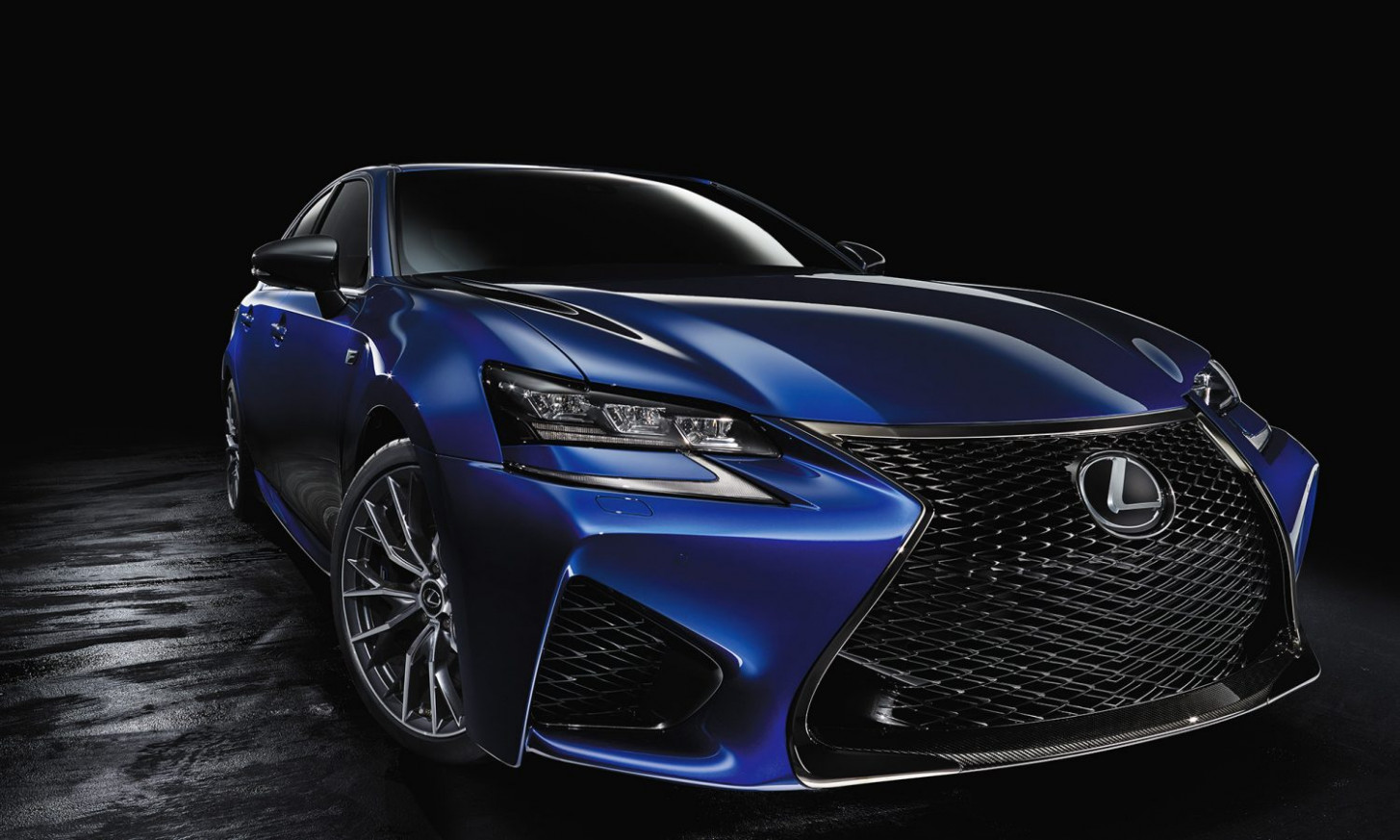 What's New: 8 Lexus GS F - Lexus USA Newsroom