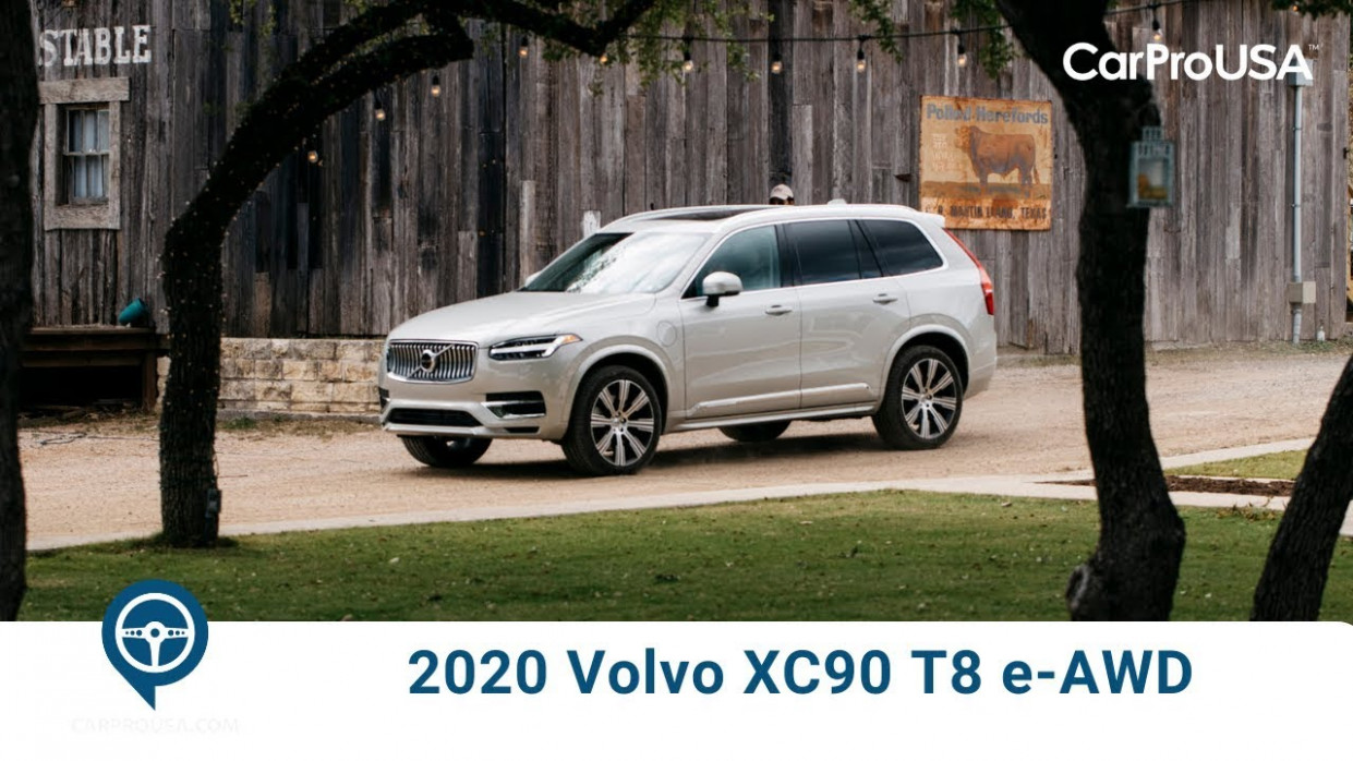 What's New for the 10 Volvo XC10 T10 e-AWD Inscription