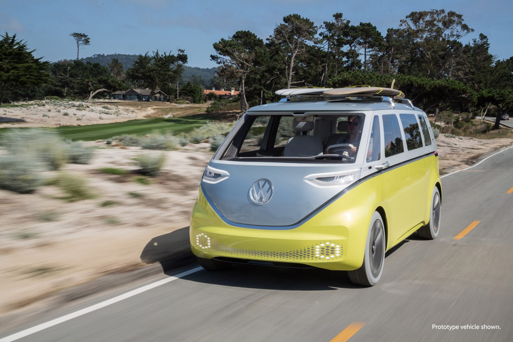 What We Know About the New VW Electric Van - Volkswagen ID BUZZ