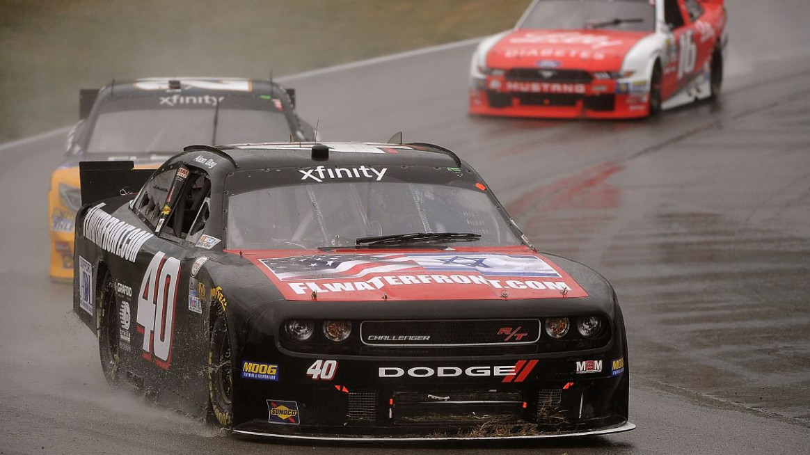 Why A 'Zombie Dodge' Raced In NASCAR On Saturday