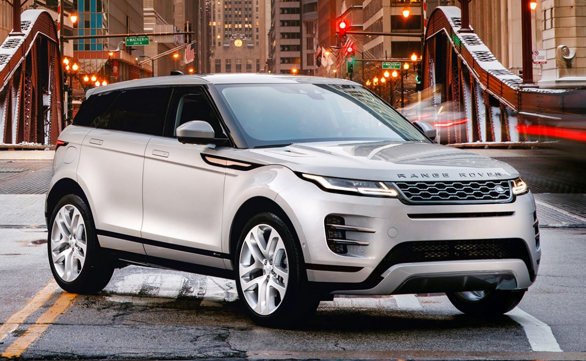 Why Jaguar Land Rover is targeting city dwellers in Range Rover ..