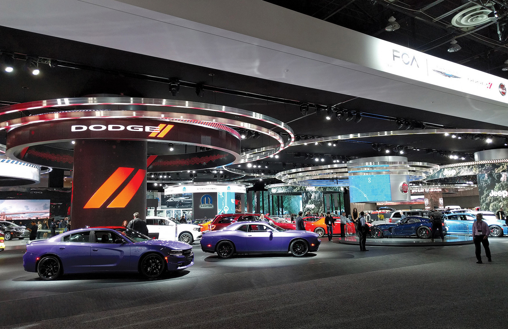 Why the automakers are ditching auto shows