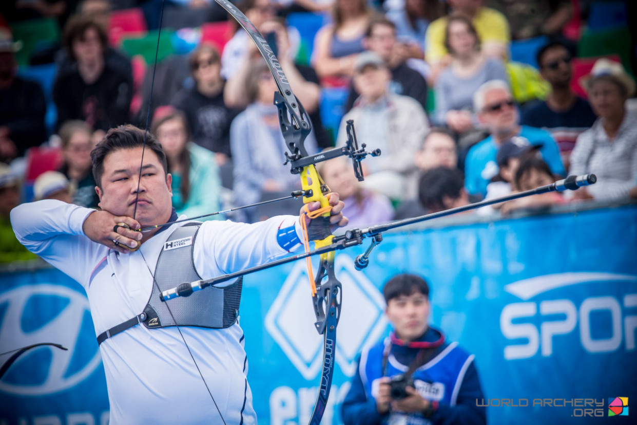 World Archery - hyundai world archery championships 2020