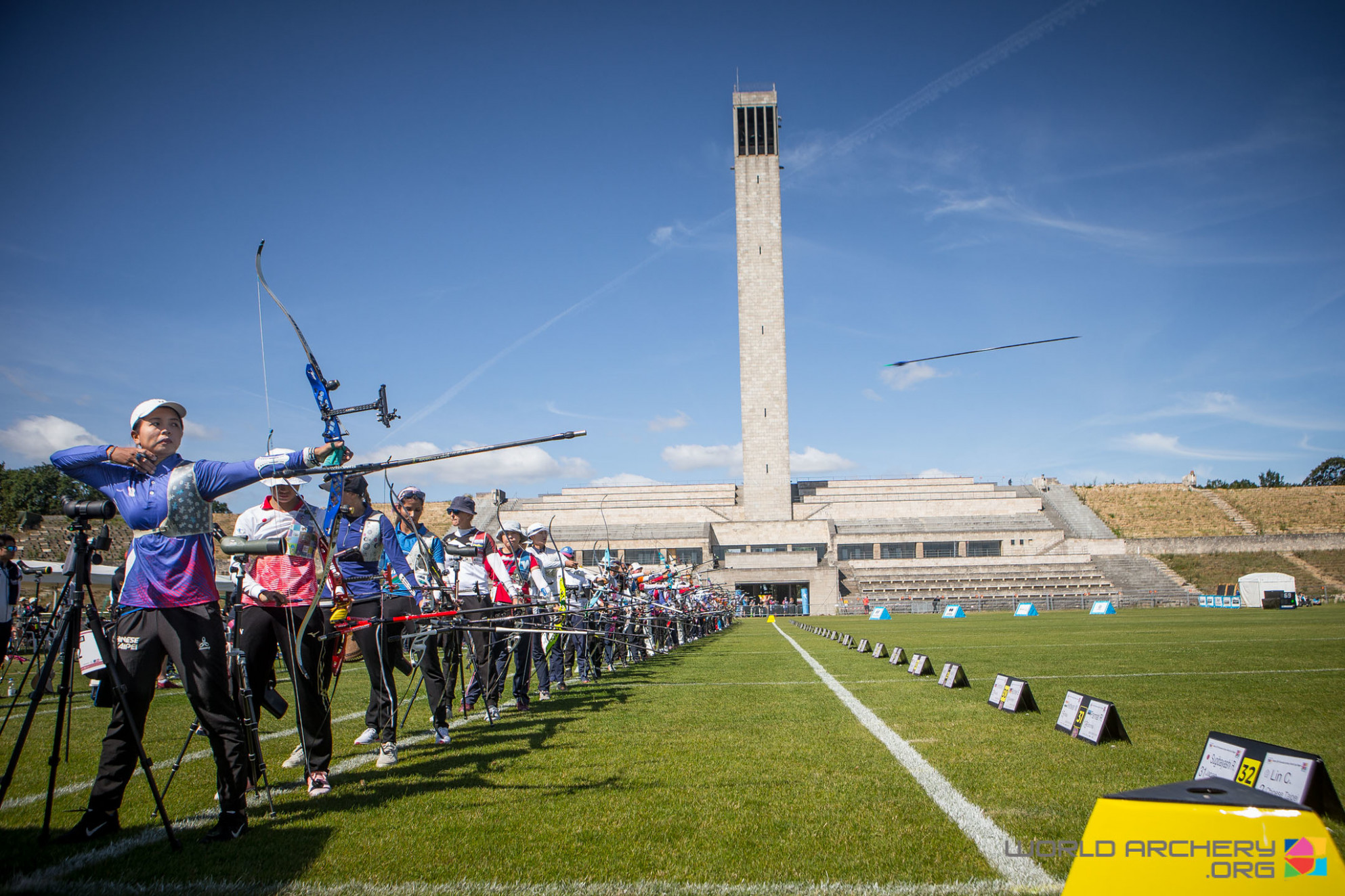 World Archery releases calendar for 11 Hyundai Archery World Cup ..