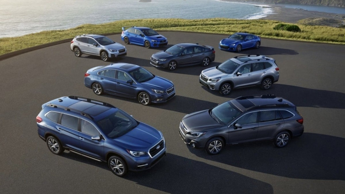 Your Complete 11 New Subaru Vehicle Shopping Guide | Torque News - 2020 subaru new vehicles