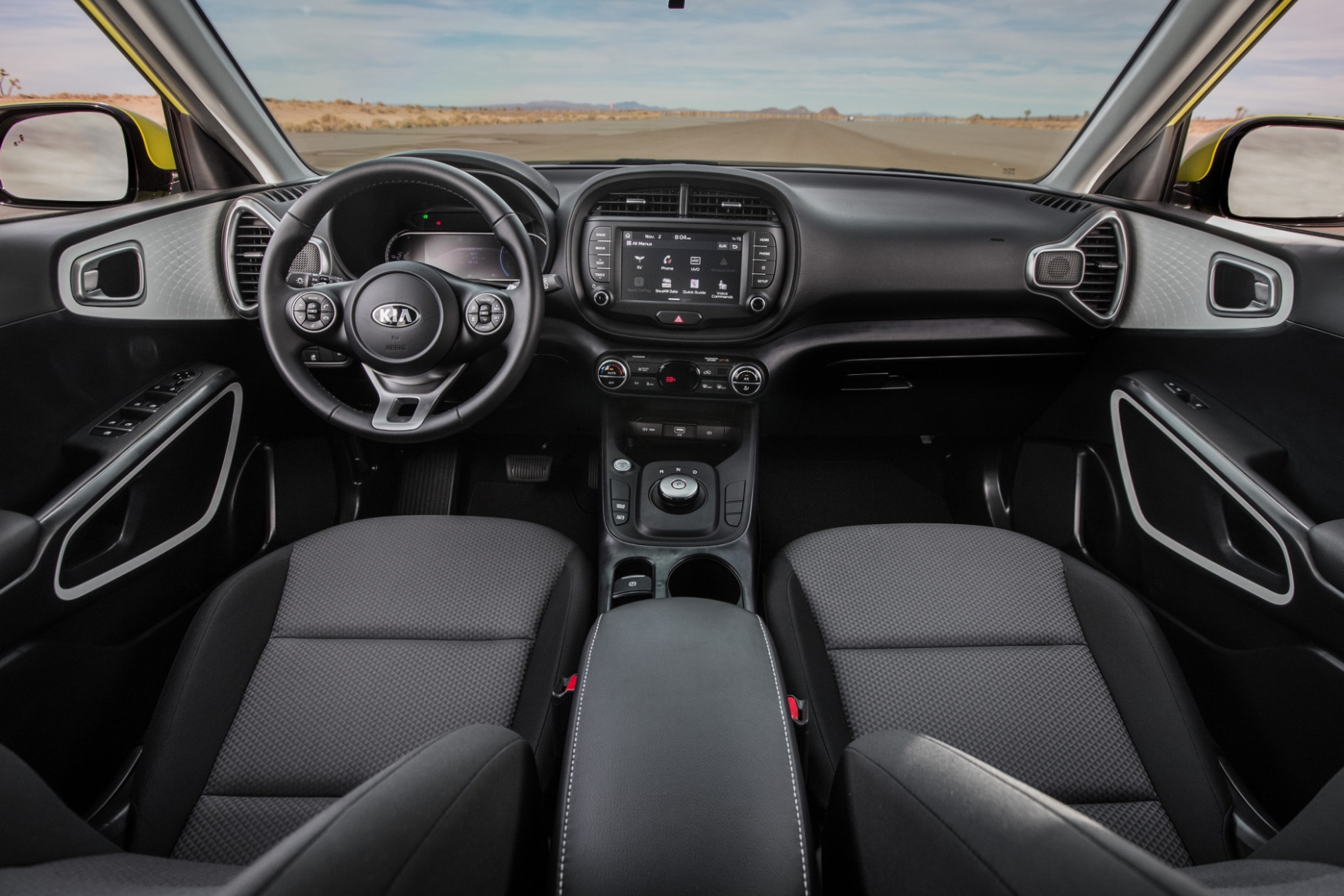 10 Kia Soul: A Boxy Crossover That Somehow Thinks Outside the ..