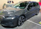 10 Opel Insignia Sports Tourer GS-Line - Exterior and Interior - Auto  Show Brussels 10