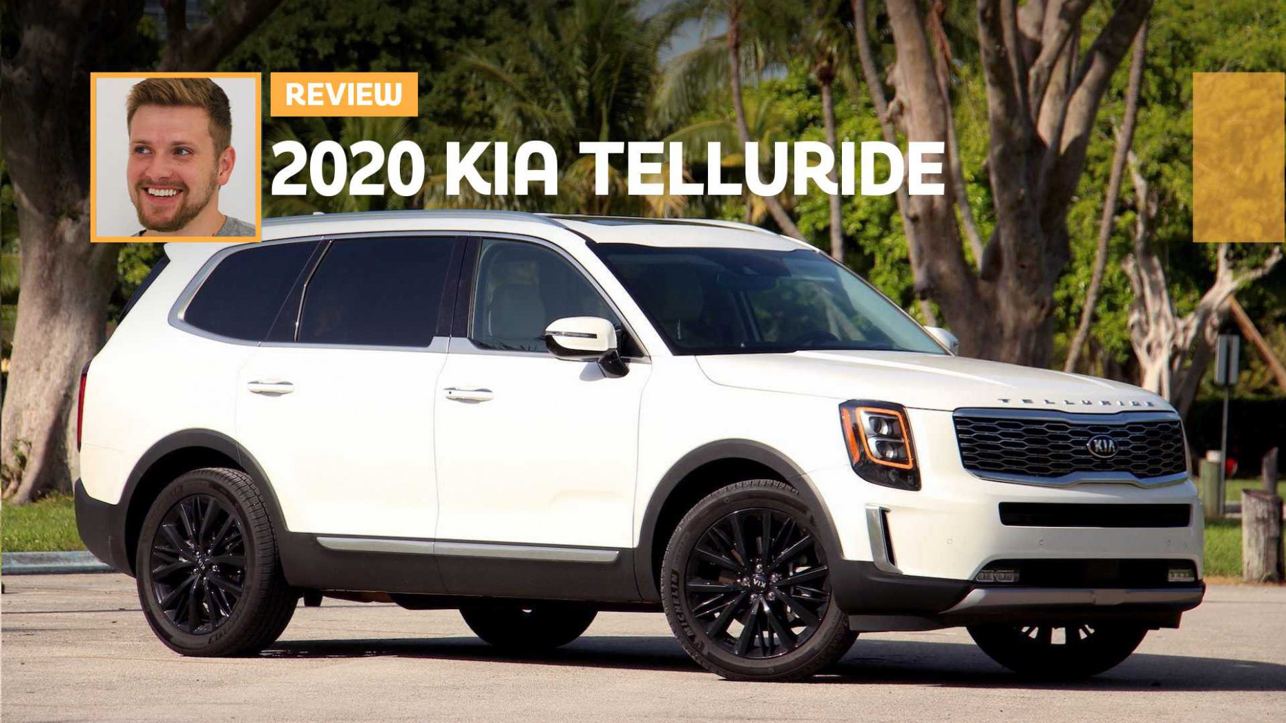 12 Kia Telluride SX Review: Dare To Be Different