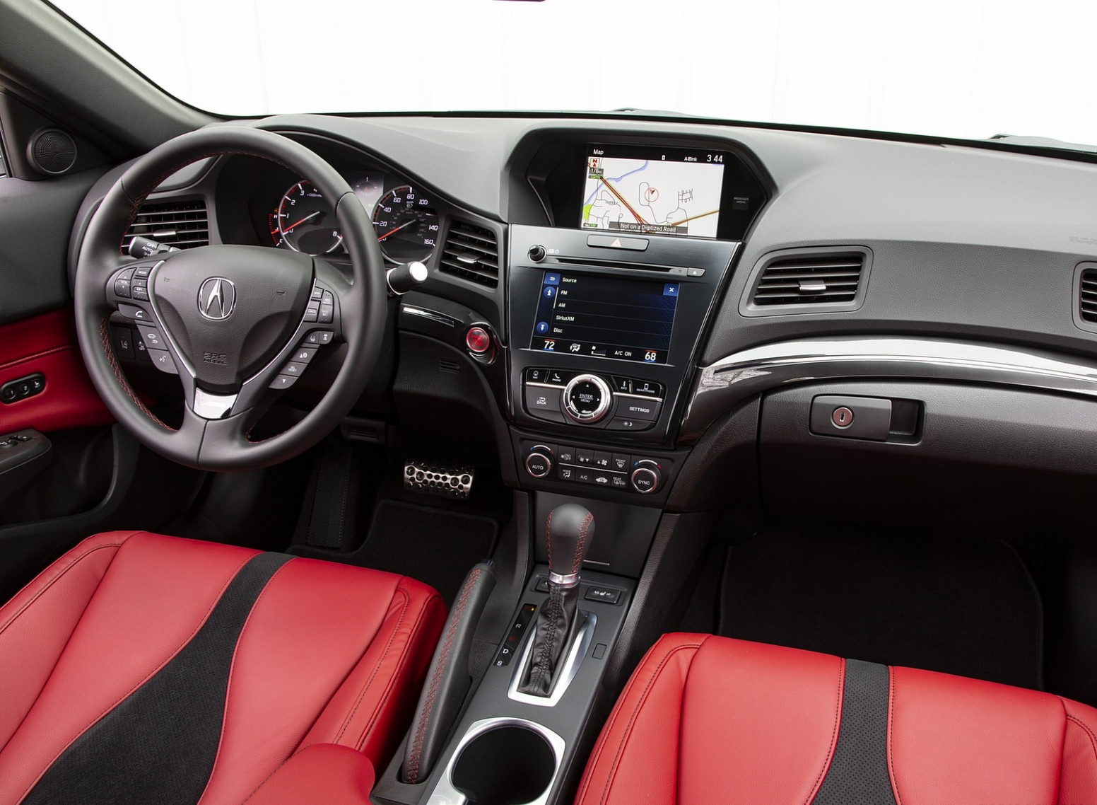 6 Acura ILX A-Spec Interior Wallpapers (6) - NewCarCars
