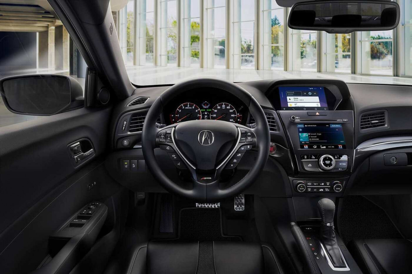 6 Acura ILX Comparisons, Reviews & Pictures | TrueCar - 2020 acura ilx interior