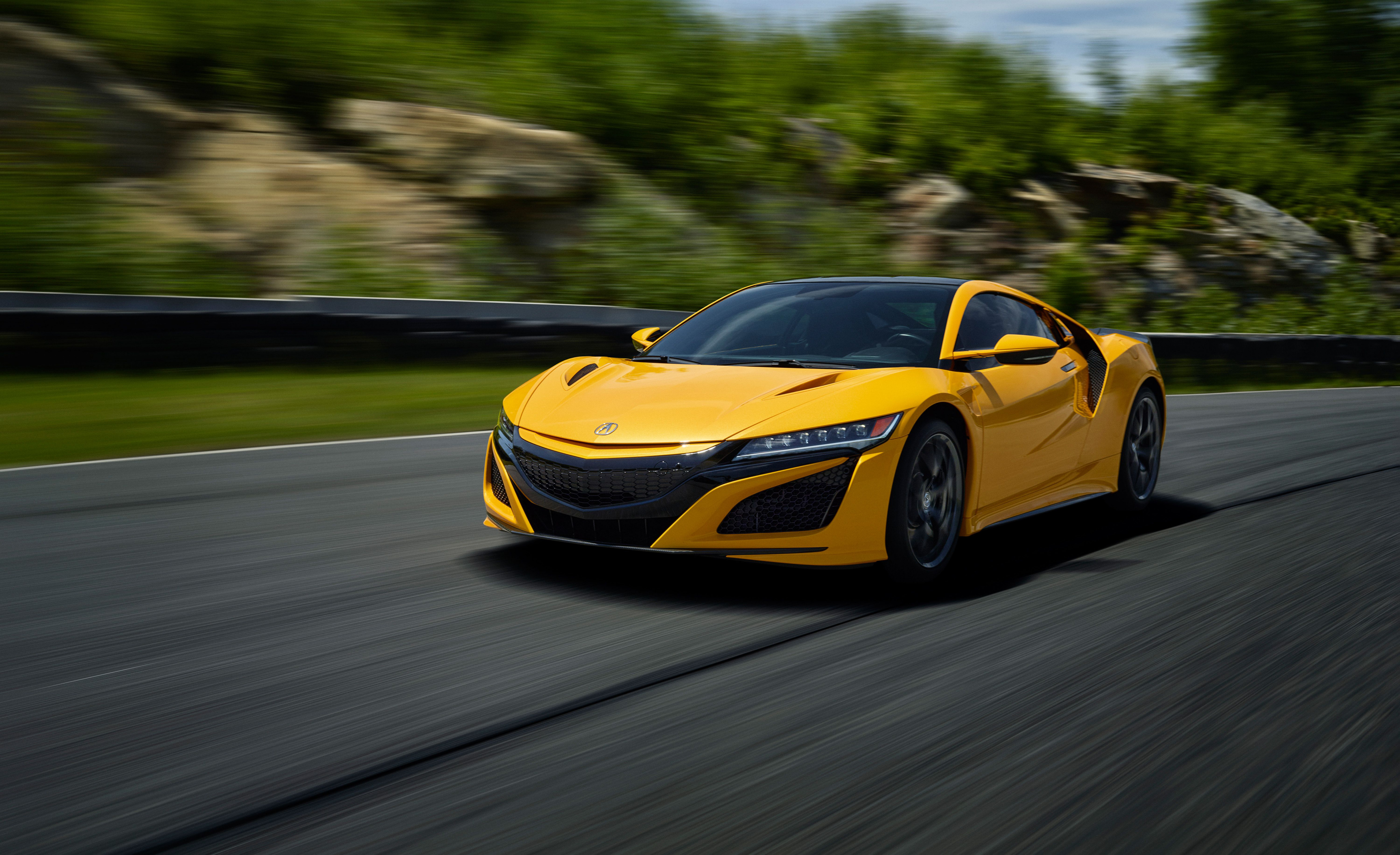 6 Acura NSX Review, Pricing, and Specs