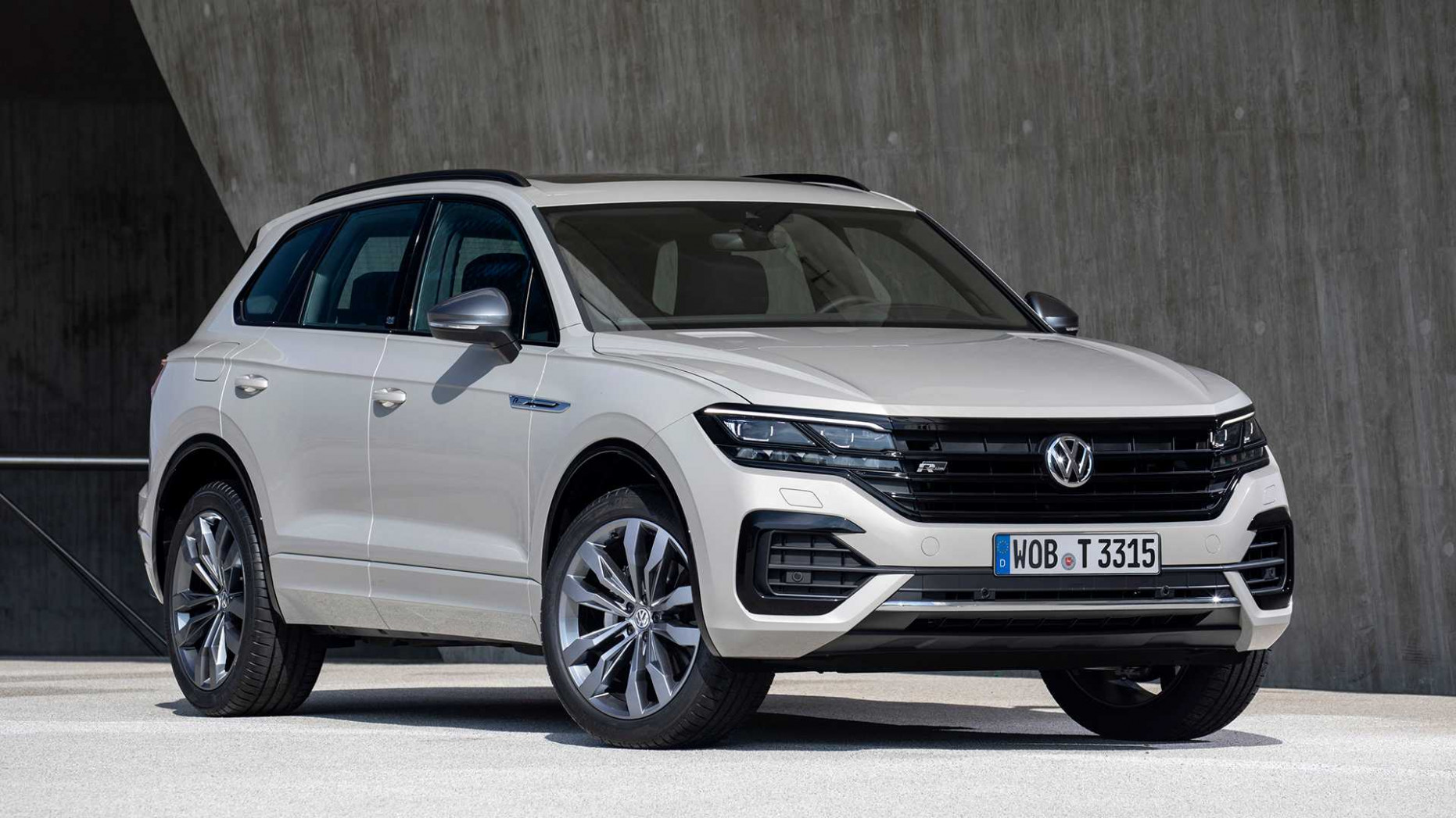 6 All New Xe Volkswagen Tiguan 6 Redesign and Concept with Xe ...