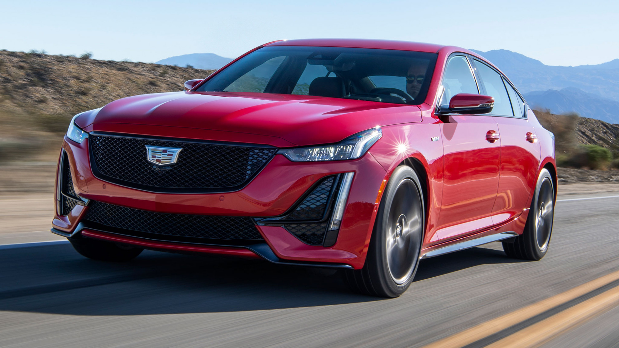 6 Cadillac CT6-V First Drive: Fighting Assumptions