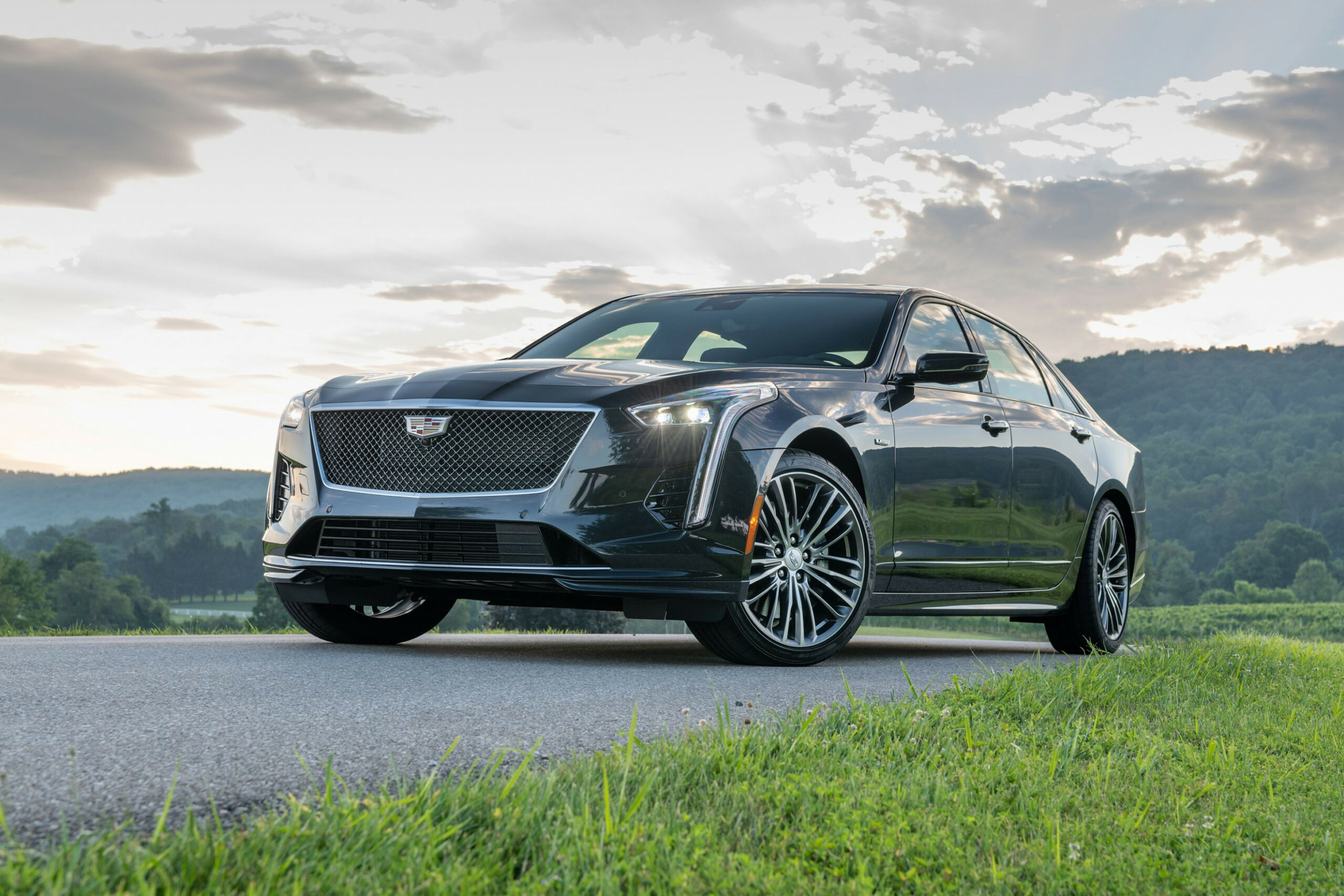 6 Cadillac CT6-V First Drive Review - 2020 cadillac fastest