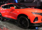 6 Chevrolet Blazer RS - Exterior and Interior Walkaround - 6 New York  Auto Show