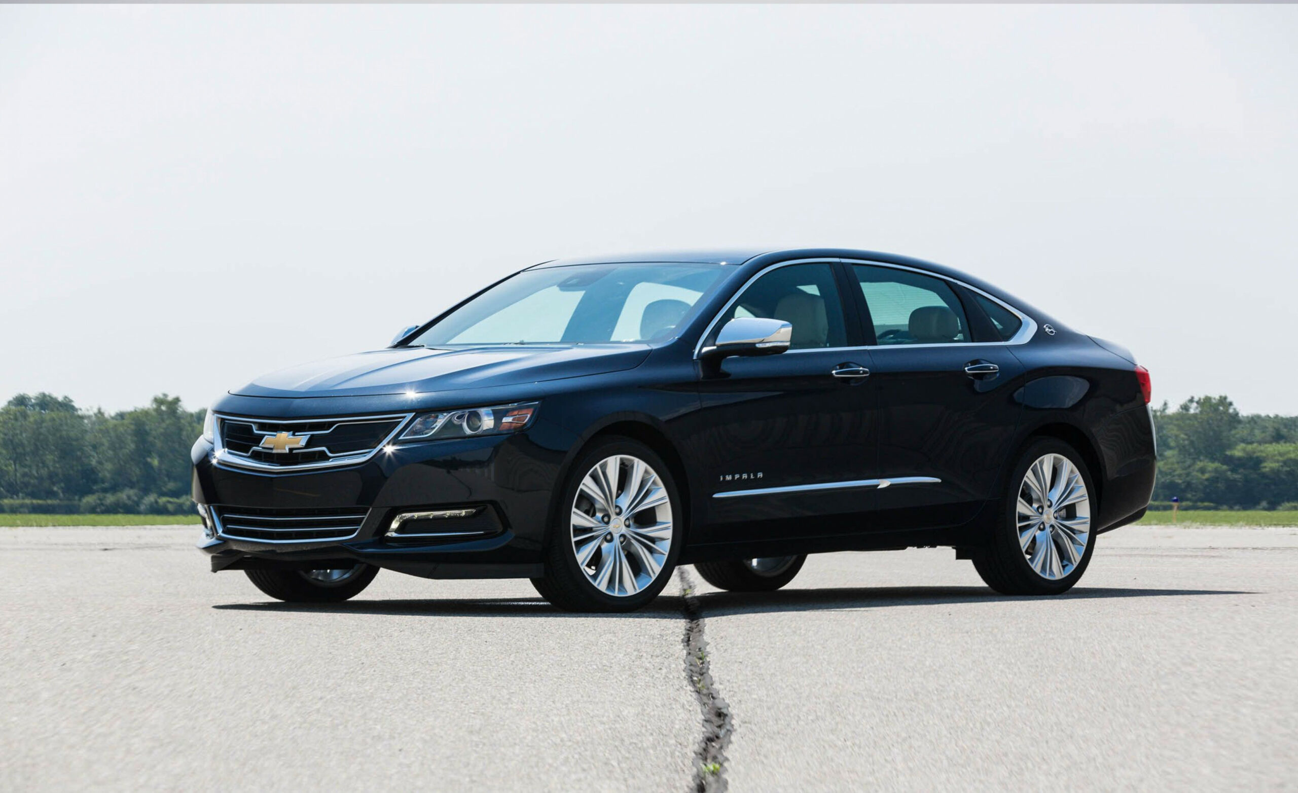 6 Chevrolet Impala Review, Pricing, and Specs