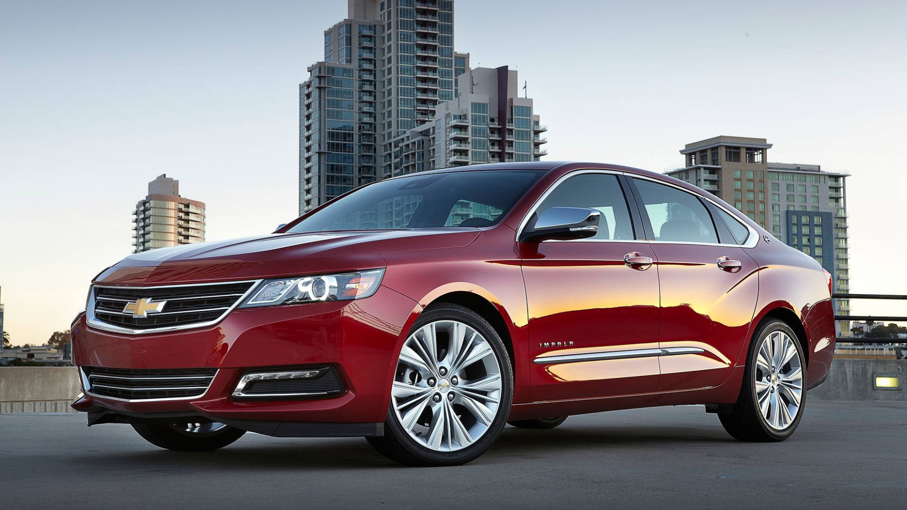 6 Chevy Impala Gets $6,6 Base Price Increase For Its Final Year - 2020 chevrolet impala premier for sale