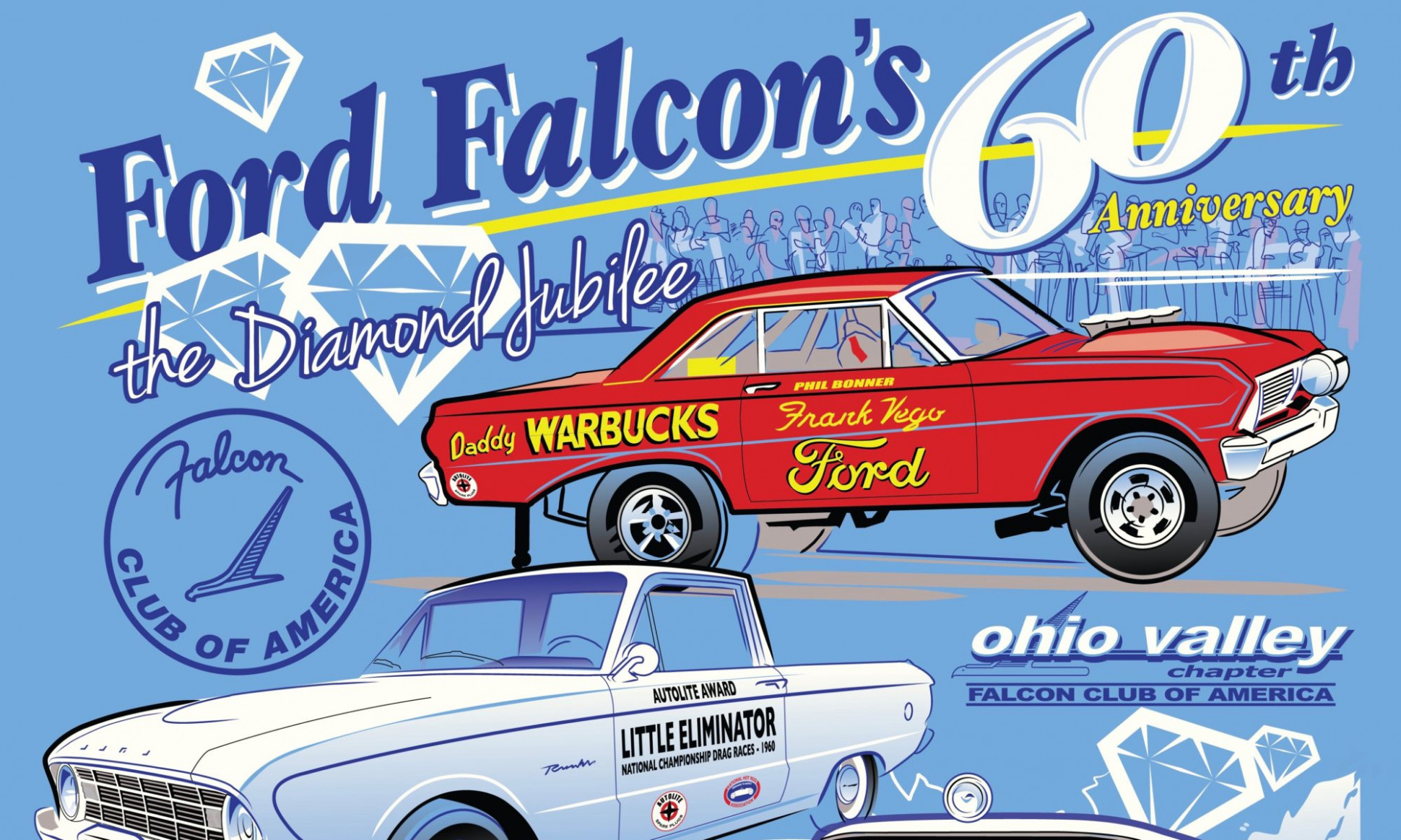 6 Falcon Nationals – THE DIAMOND JUBILEE!!!! - ford nationals 2020