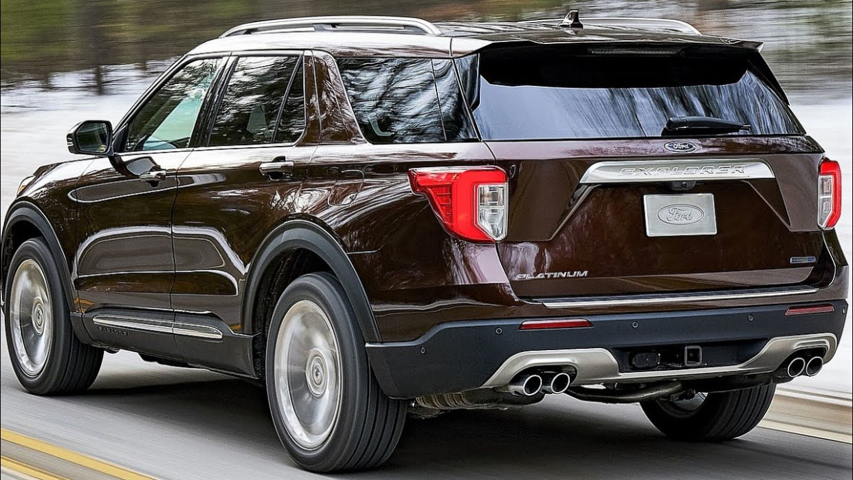 6 FORD EXPLORER INDIA REVIEW - LAUNCH, PRICE, FEATURES | FORD 6 seater  SUV 6 - ford upcoming suv in india 2020