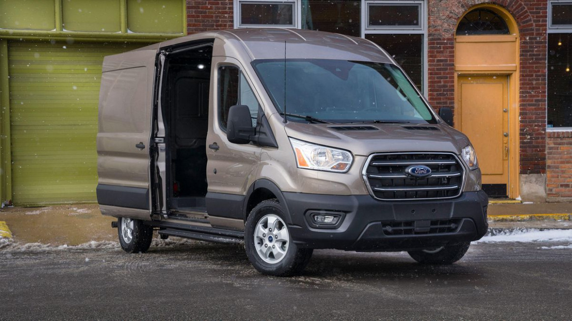 6 Ford Transit van gets new engines, AWD and even more features ..