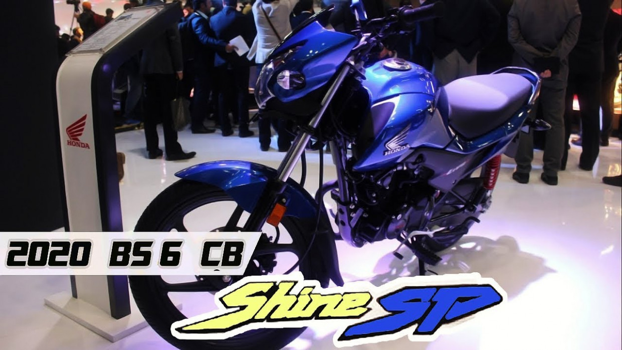 6 Honda CB Shine SP BS6 | Features Review | Mileage & Price  #rider_VEER_JI