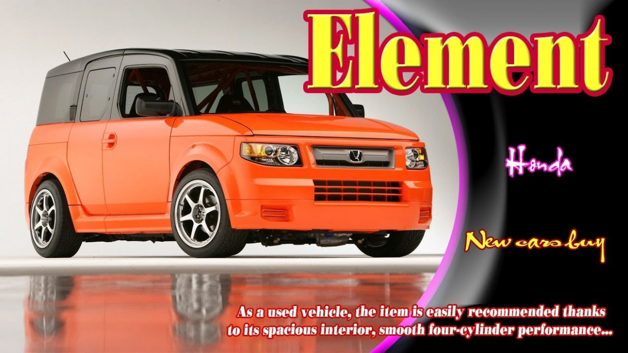 6 honda element | 6 honda element sc | 6 honda element canada |  new cars buy - 2020 honda element