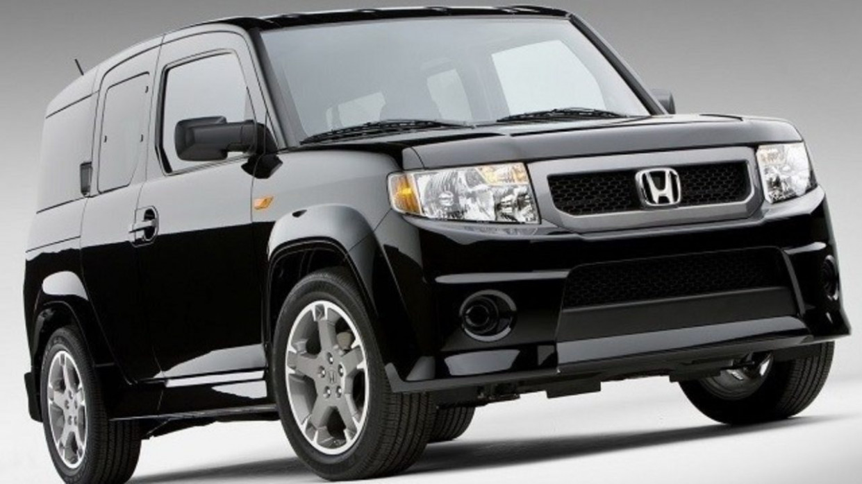 6 Honda Element: Rumors, Redesign, Release - SUV 6: New and ..
