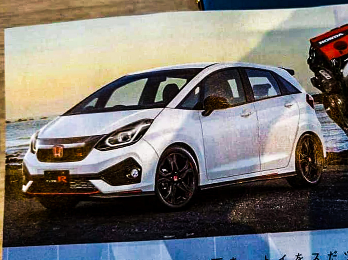 6 Honda Jazz Type R in the works? - News and reviews on ..