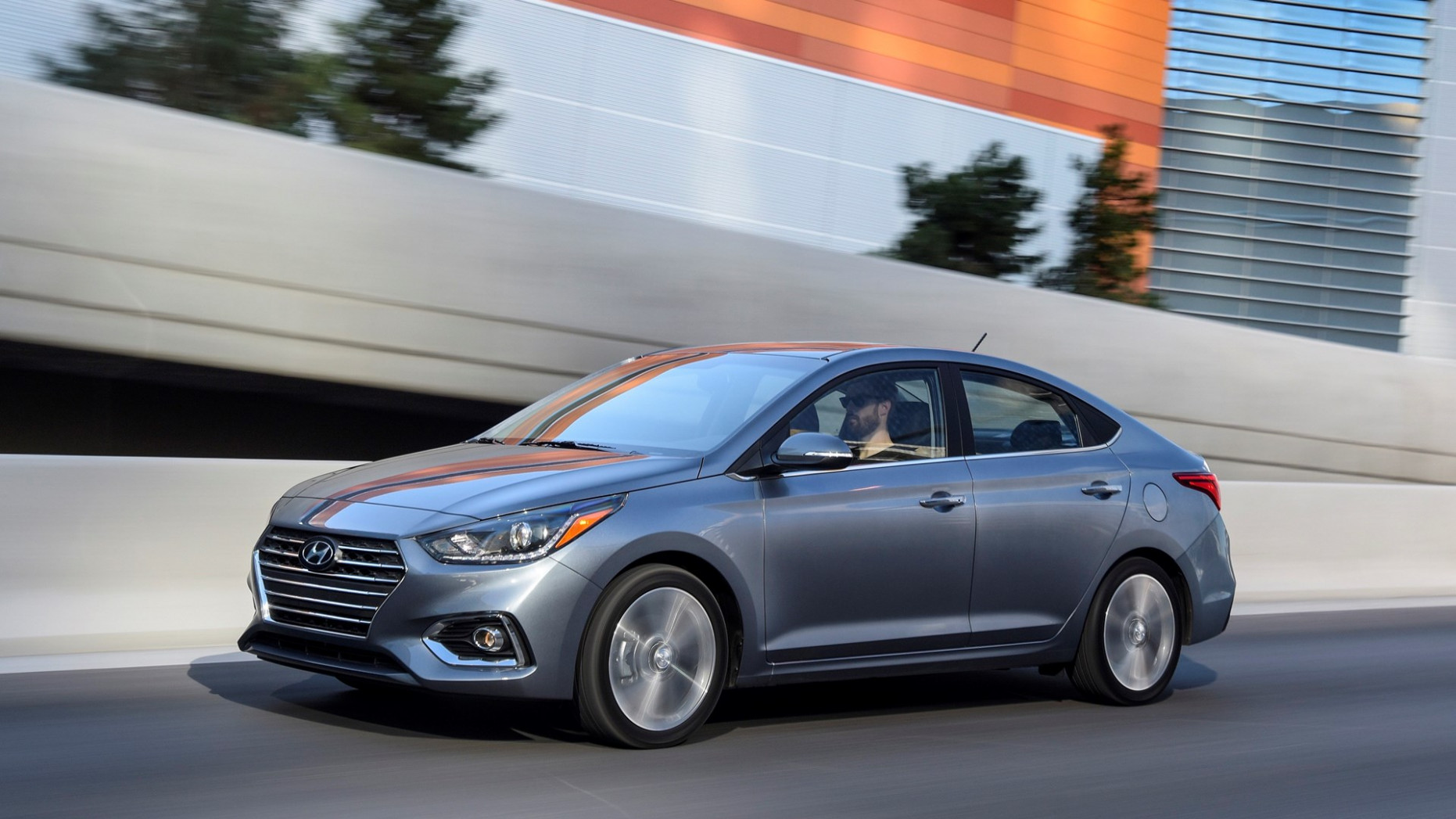 6 Hyundai Accent Boosts Fuel Economy with CVT, New Engine ..