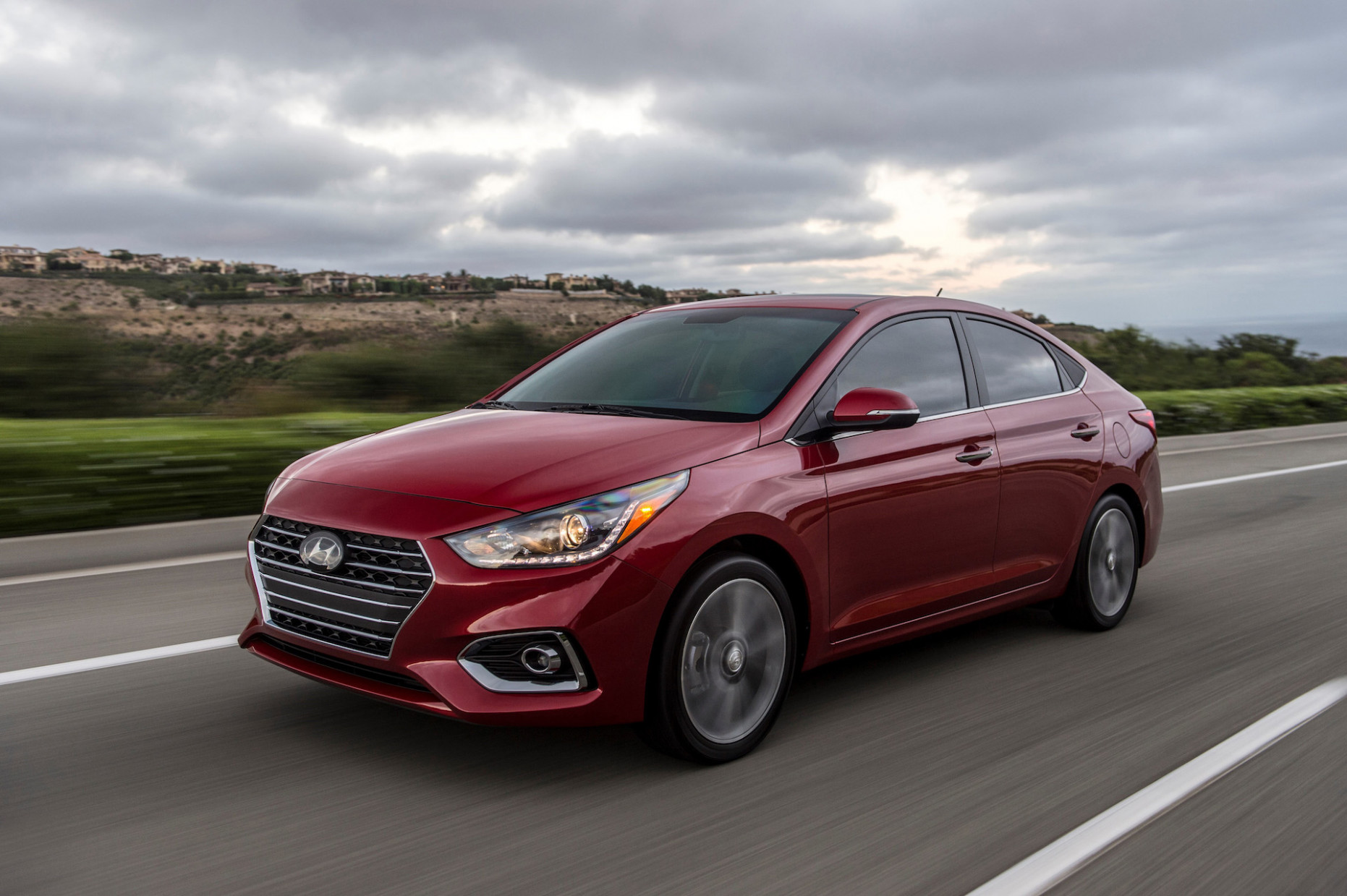 6 Hyundai Accent Review, Ratings, Specs, Prices, and Photos ..
