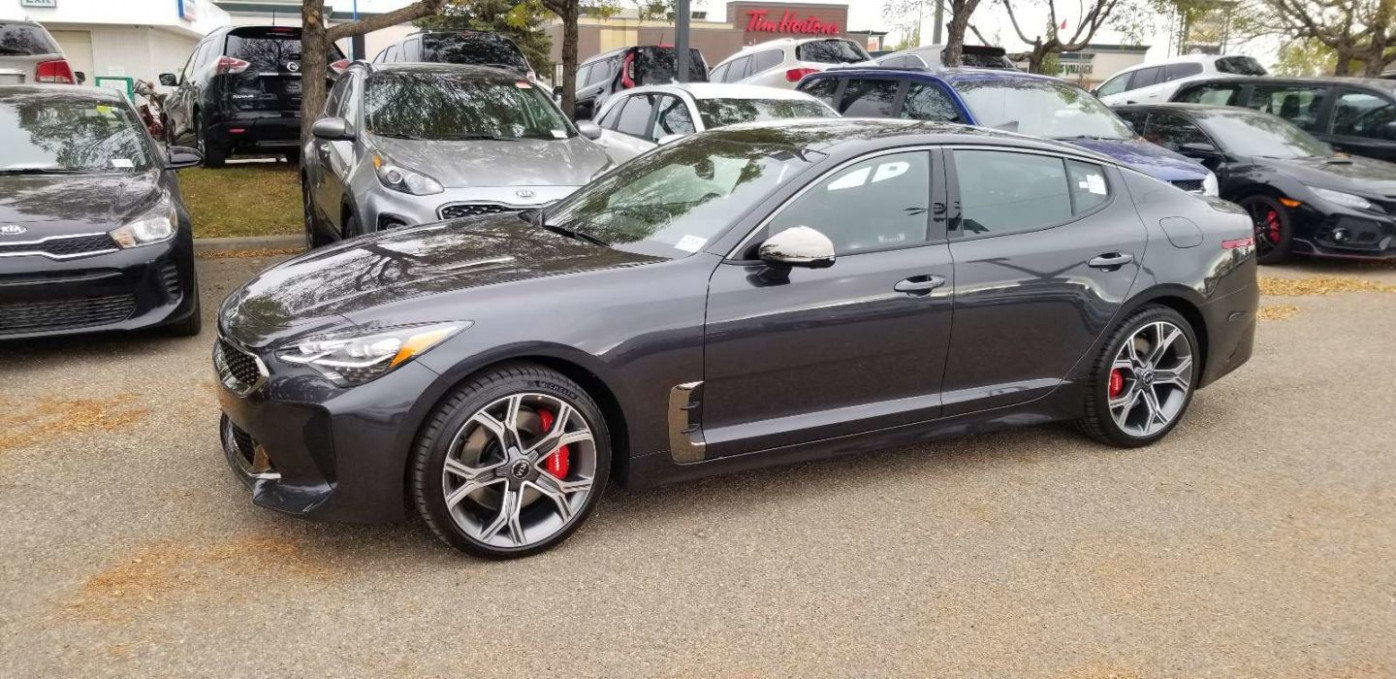 6 Kia Stinger GT Limited - 2020 kia stinger lease questions