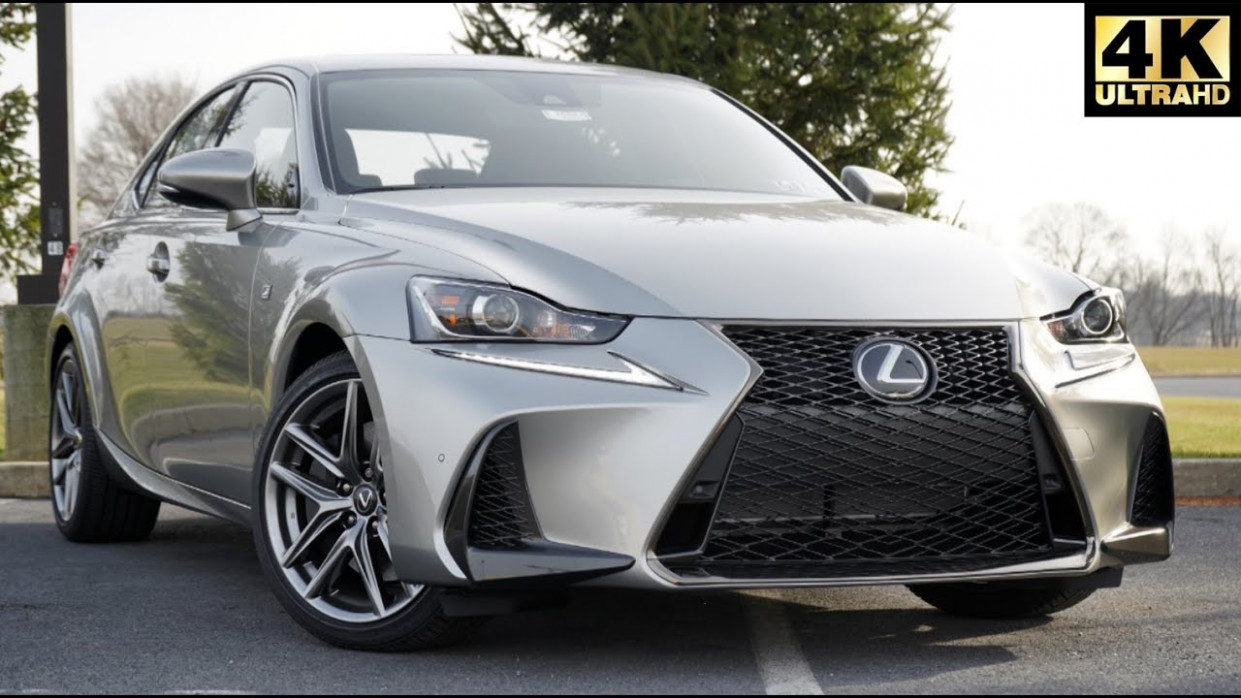6 Lexus IS 6 F Sport Review | Buy Now or Wait for 6 Lexus IS 6? - lexus is 300 f sport 2020