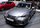 6 Lexus IS 6h F Sport - Exterior and Interior - Geneva Motor Show 6
