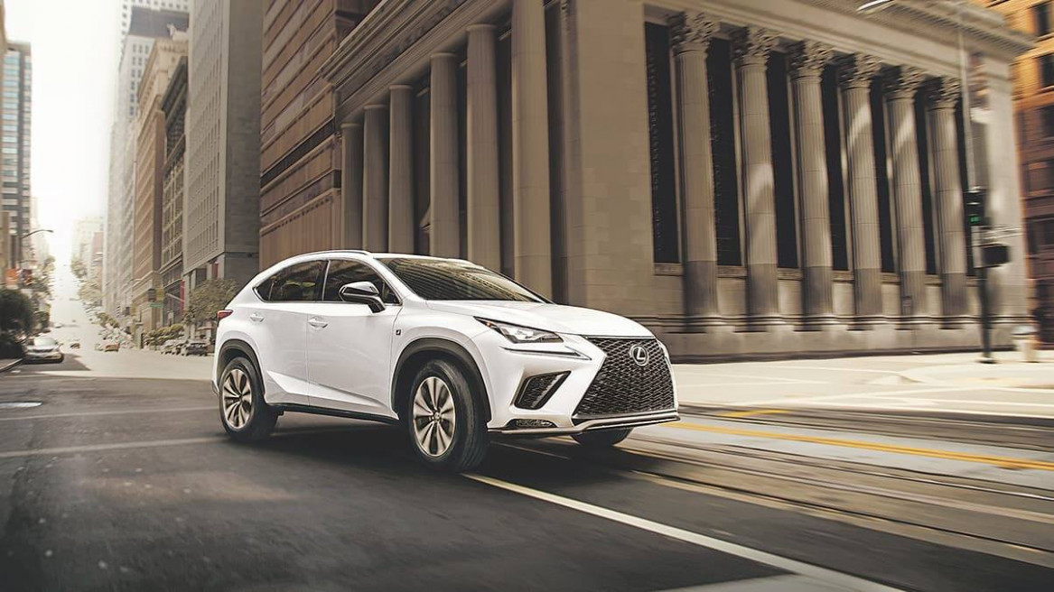 6 Lexus NX 6 F Sport Review: An SUV For Driving Enthusiasts - lexus white suv 2020