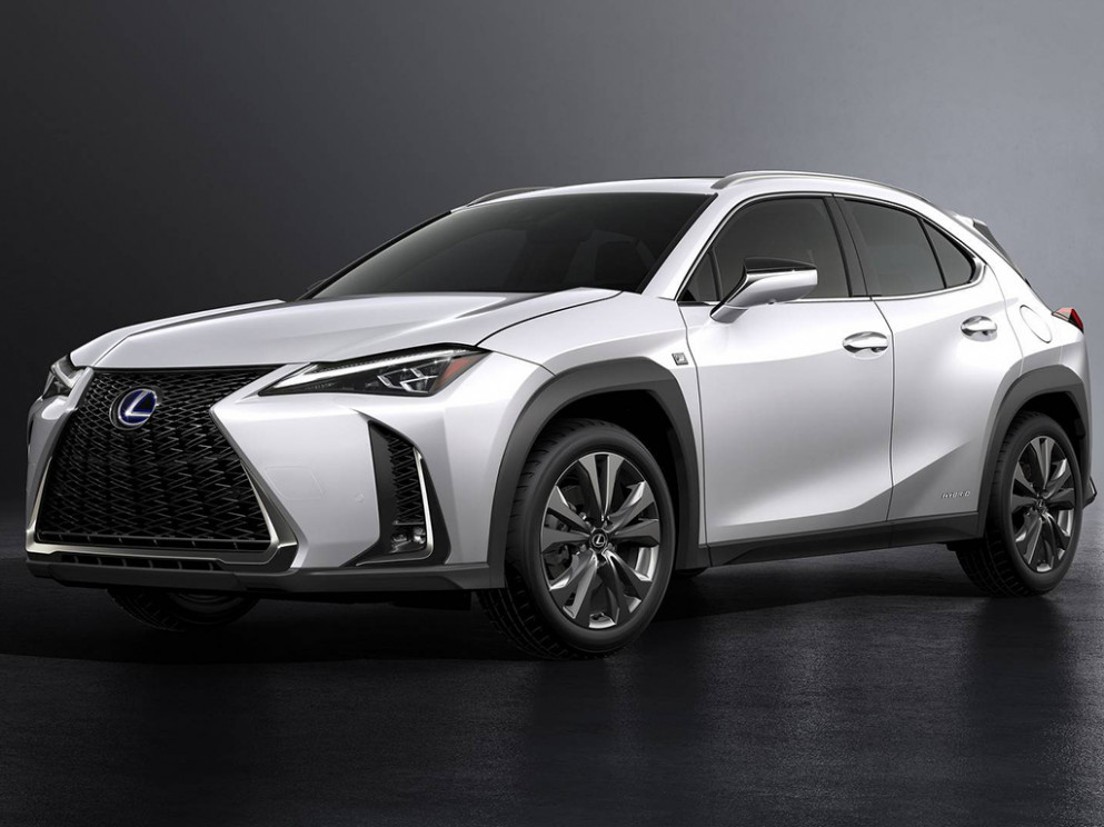 6 Lexus UX6 now available in the UAE | Drive Arabia