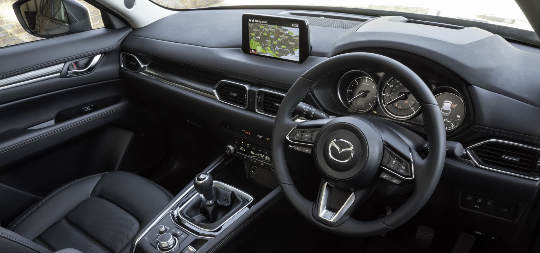 6 Mazda CX-6 Gets New Engine Tech And Polymetal Grey Color For ...