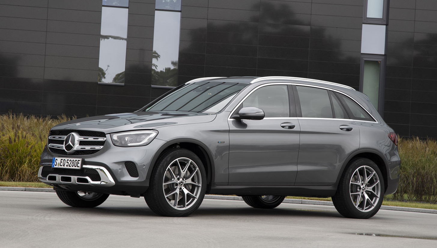 6 Mercedes-Benz GLC6e: Thai prices and specs - mercedes thailand price list 2020