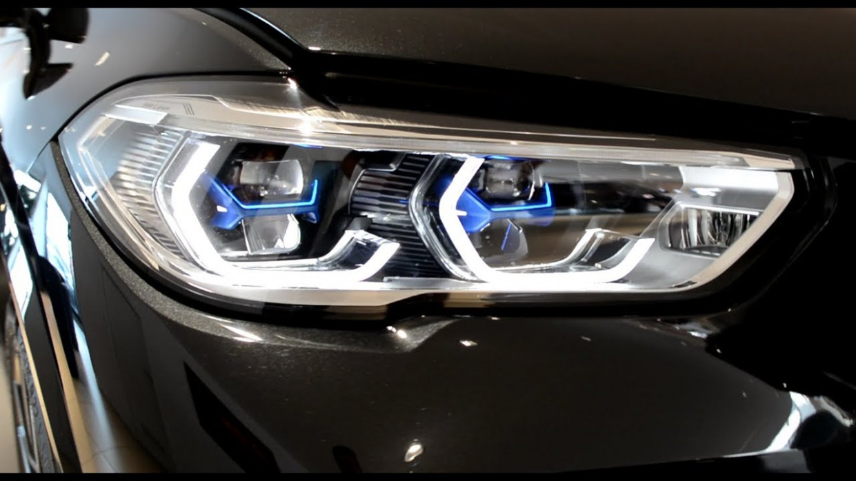 6 New BMW X6 Laser Light Headlights - 2020 bmw laser headlights