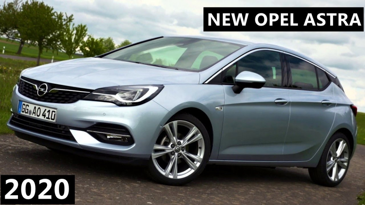 6 Opel Astra (All New) - 2020 yeni opel